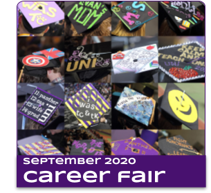 attend the career fair