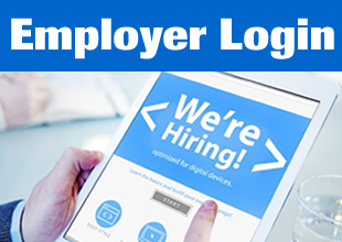 employer job board login